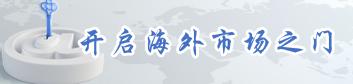 开启海外市场之门