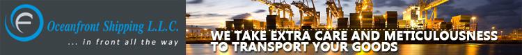 Oceanfront shipping LLC