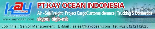 PT.KAY OCEAN INDONESIA