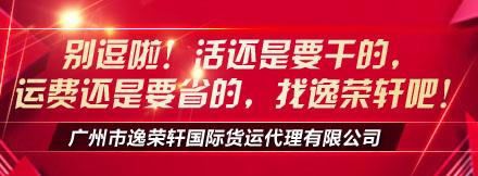 广州市逸荣轩国际货运代理有限公司
