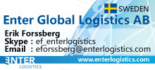 Enter Global Logistics AB