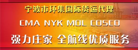 宁波市环集国际货运代理有限公司