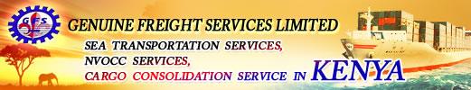 GENUINE FREIGHT SERVICES LTD
