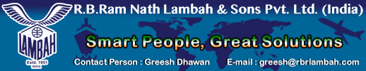 R.B. Ram Nath Lambah & Sons Pvt. Ltd.