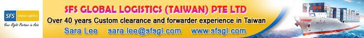 SFS GLOBAL LOGISTICS (TAIWAN) PTE LTD