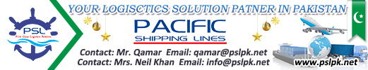 Pacific Shipping Lines