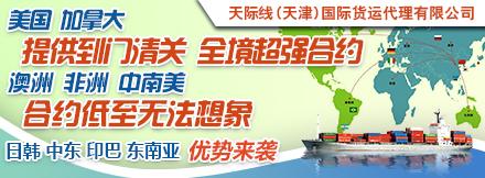 天际线(天津)国际货运代理有限公司