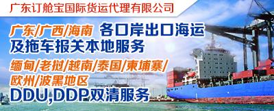 广东订舱宝国际货运钱柜777老虎机有限公司