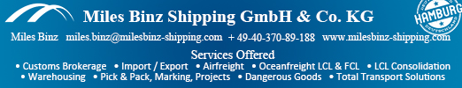 Miles Binz Shipping GmbH & Co. KG