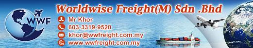 Worldwise Freight(M) Sdn .Bhd