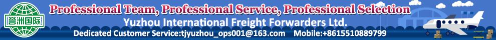 天津誉洲国际货运代理有限公司