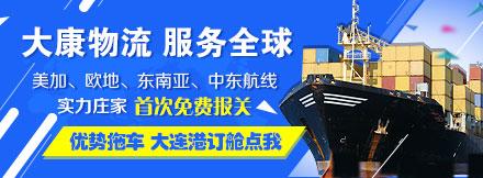 大康(大连)国际物流有限公司