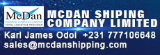 MCDAN SHIPING COMPANY LIMITED