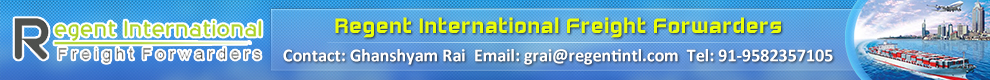 Regent International Freight Forwarders