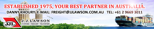 JJ Lawson Customs and Freight Brokers PTY LTD
