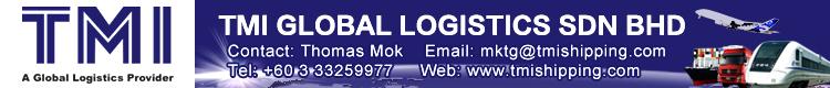 TMI GLOBAL LOGISTICS SDN BHD