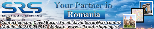 Silk Route Shipping SRL