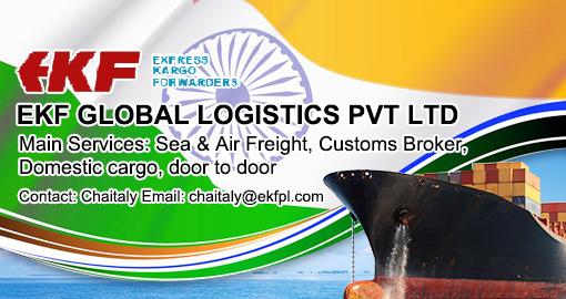 EKF Global Logistics Pvt Ltd