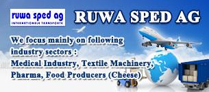 Ruwa Sped AG
