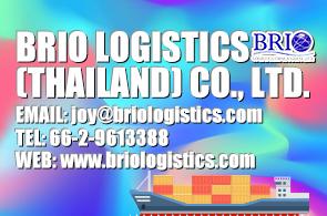 BRIO LOGISTICS (THAILAND) CO., LTD.