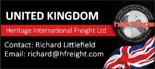 Heritage International Freight Ltd