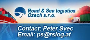 Road & Sea logistics Czech s.r.o.