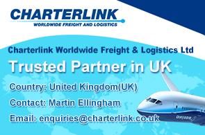 Charterlink Worldwide Freight & Logistics Ltd