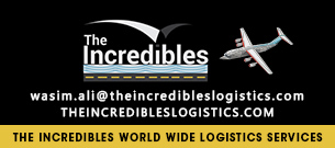 THE INCREDIBLES WORLD WIDE LOGISTICS SERVICES