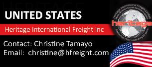 Heritage International Freight Inc