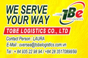 TOBE LOGISTICS CO., LTD