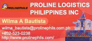 PROLINE LOGISTICS PHILIPPINES INC