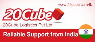20Cube Logistics Pvt Ltd