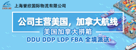 上海譽欣國際物流有限公司