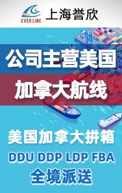 上海誉欣国际物流有限公司