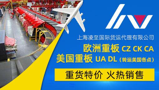 上海凌至国际货运代理有限公司