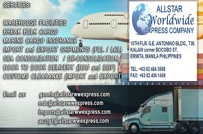 Allstar Worldwide Express Co