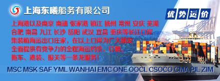 上海東曦船務有限公司