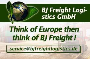 BJ Freight Logistics GmbH
