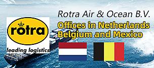 Rotra Air & Ocean NV- Antwerp