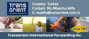 Transorient International Forwarding Inc.