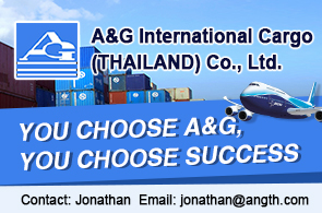 A&G International Cargo(Thailand) Co,Ltd