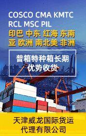 天津威龙国际货运代理有限公司