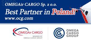 OMEGAir CARGO Sp. z o.o.(Gdynia)