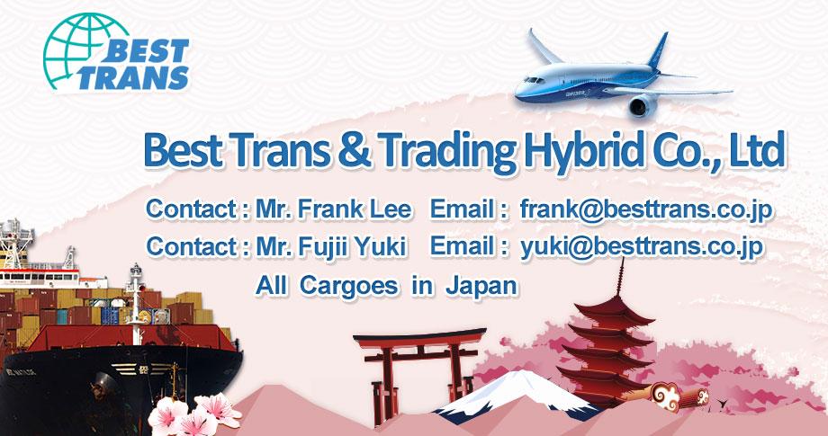 BEST TRANS & TRADING HYBRID CO., LTD