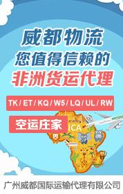 广州威都国际运输代理有限公司