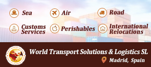 World Transport Solutions and Logistics S.L.