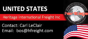 Heritage International Freight Inc