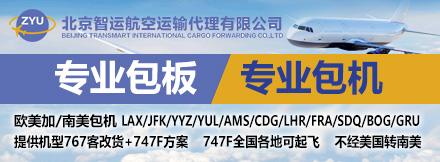 北京智運航空運輸代理有限公司