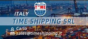 TIME SHIPPING SRL