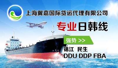 上海翼嘉国际货运代理有限公司